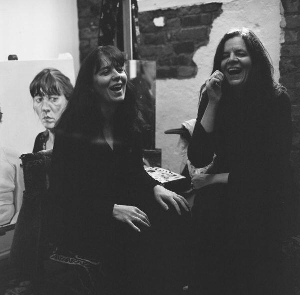 Ishbel Myerscough and Chantal Joffe